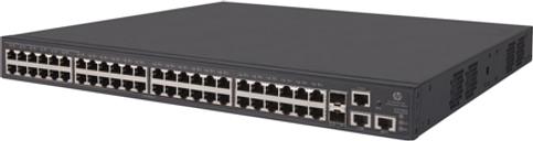 HPE 1950-48G-2SFP+-2XGT-PoE+(370W) Switch