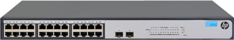 HPE 1420-24G-2SFP Switch