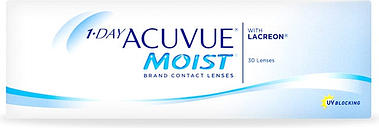 ACUVUE Contact_lenses 1-DAY ACUVUE® MOIST MULTIFOCAL - 30 pack -  Size