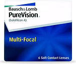 PUREVISION Contact_lenses Purevision Multi-Focal 6Pk -  Size