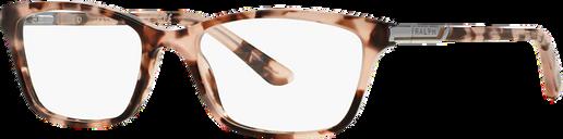 Ralph Eyeglasses 0RA7044 - Tortoise Size 52