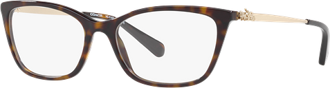 Coach Eyeglasses 0HC6107 - Tortoise Size 54