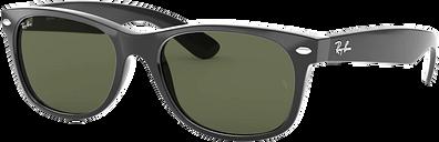 Ray-Ban Sunglasses 0RB2132 - Black Size 55