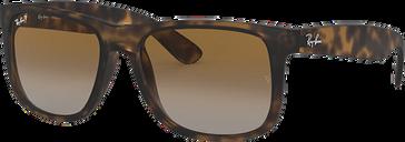 Ray-Ban Sunglasses 0RB4165 - Brown/tan Size 55