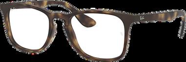 Ray-Ban Eyeglasses 0RX7074 - Tortoise Size 52