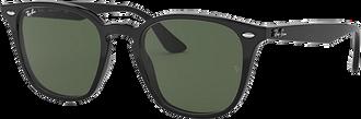 Ray-Ban Sunglasses 0RB4258 - Black Size 50