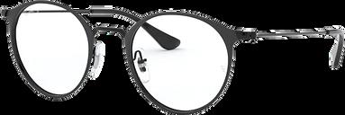 Ray-Ban Eyeglasses 0RX6378 - Black Size 47