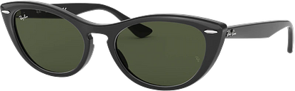 Ray-Ban Sunglasses 0RB4314N - Black Size 54