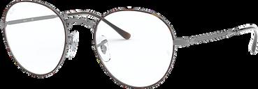 Ray-Ban Eyeglasses 0RX3582V - Silver/gunmetal/grey Size 49