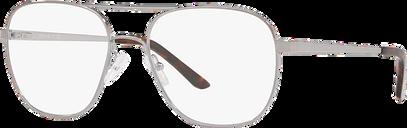 Goodfellow and Co. Eyeglasses 0GO1047 - Silver/gunmetal/grey Size 55