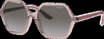 Vogue Sunglasses 0VO5361S - Pink/purple Size 55