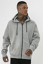 Religion - Plain Hoodie Grey Marl - Large