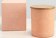 Chickidee - Peach Ice Tea Candle