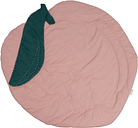 FABELAB - Quilted Blanket Peach