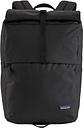 Patagonia - Arbor Roll Top Backpack - Ink Black - Black/Black