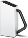 Swiss Classic Messerblock (weiss, 0 cm)