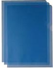 Q Connect Cut Flush Folders A4 Blue (Pack-100)