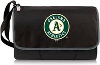 Oniva Mlb Oakland Athletics Blanket Tote Outdoor Picnic Blanket -