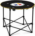 Logo Nfl Pittsburgh Steelers Round Table -
