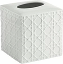 Cassadecor  Wicker Bath Accessories Tissue Holder -  -