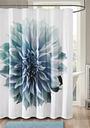 Madison Park  Norah 200Tc Cotton Percale Shower Curtain -  -