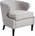 Madison Park Lucca Barrel Accent Chair -