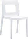 Lucca Dining Chair White