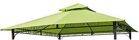 St. Kitts Replacement Canopy for 10 ft. Canopy Gazebo