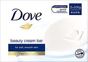 Dove Original Beauty Cream Bar 2 x 100g