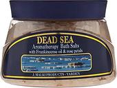 Dead Sea Aromatherapy Bath Salts with Frankincense