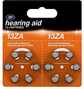 Boots 13ZA Hearing Aid Batteries - 12 pack