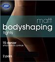 Boots Matt Bodyshaping Tights Black