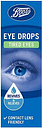 Boots Pharmaceuticals Tired Eyes Eye Drops