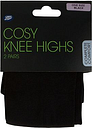 Boots Complete Comfort knee high 2 pack