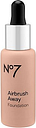 No7 Airbrush Away Foundation warm beige 30ml Warm Beige