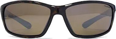Freedom Polarised Sunglasses - Brown Shiny Tortoiseshell Frame