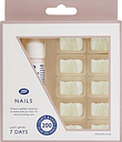 Boots 200 Clear nails