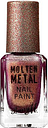 Barry M Molten Metal Nail Paint Pink Ice