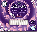 Boots Liberelle Wrapped Fragranced Liner 20s
