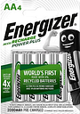 Energizer Recharge Power Plus AA 4 Pack Batteries