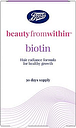 Boots Beauty From Within Biotin 900 g - 30 Tablets