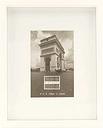 Sixtrees hanover photo frame white 6x4