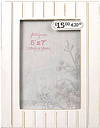 Shabby chic rustic photo frame 5x7