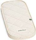 The Little Green Sheep Natural Mattress to fit Mothercare Moses Basket