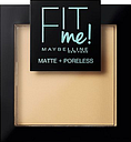 MYB pwdr fit me mat prless 105 Nat Ivory