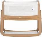 SnzPod bedside crib natural