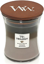 Woodwick Trilogy Cozy Cabin Hourglass Medium