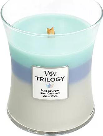 Woodwick Trilogy Woven Comforts Hourglass Medium