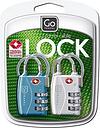 Go Travel TSA combination lock 2s