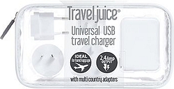 Juice Worldwide Travel Adaptor Kit White